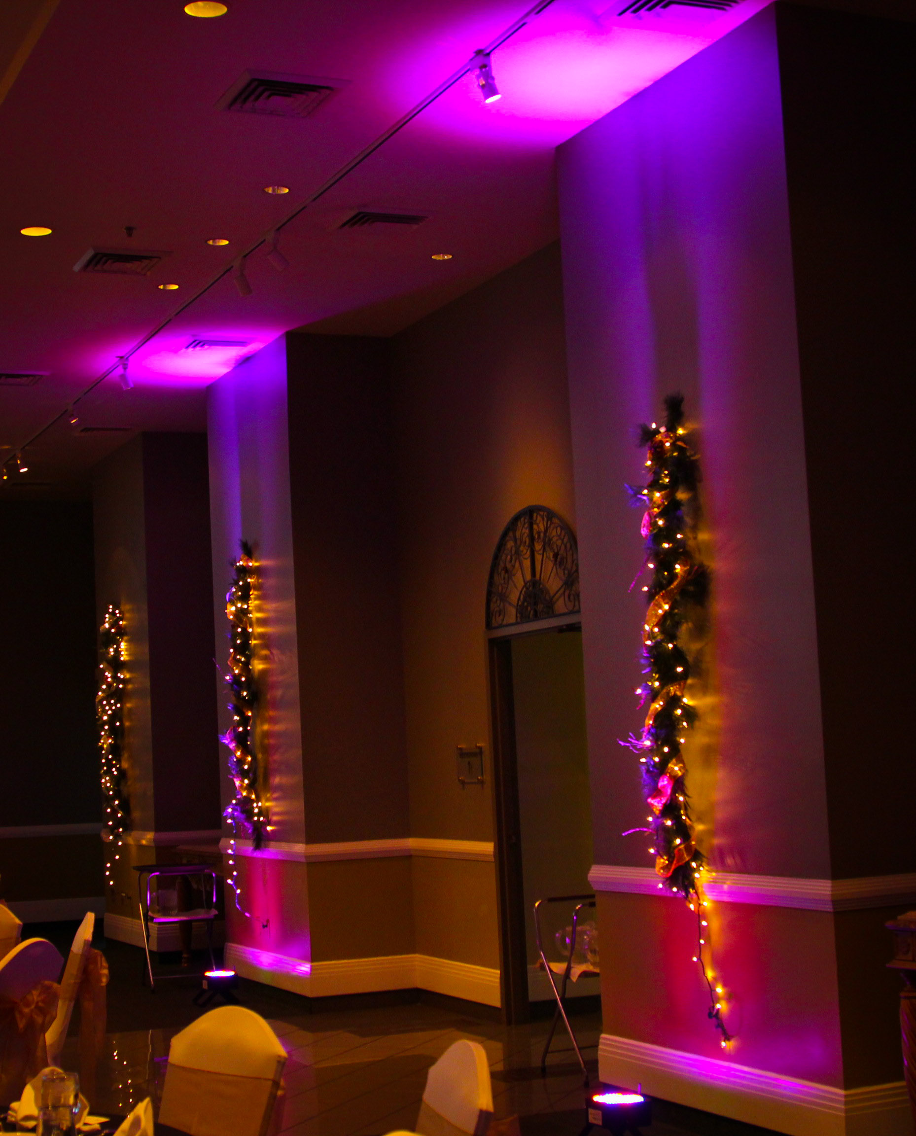 Pittsburgh Uplighting & Decor | Steel City DJ
